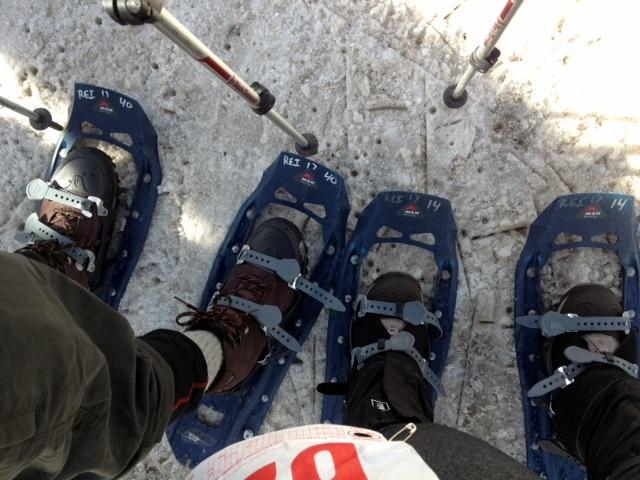 MSR Snowshoes