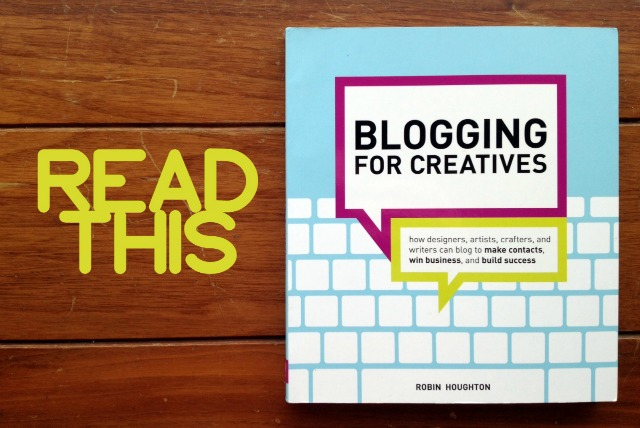 Blogging for Creatives Review