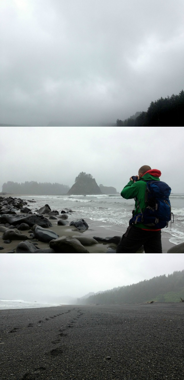 Rialto Beach and Ruby Beach - Campfire Chic