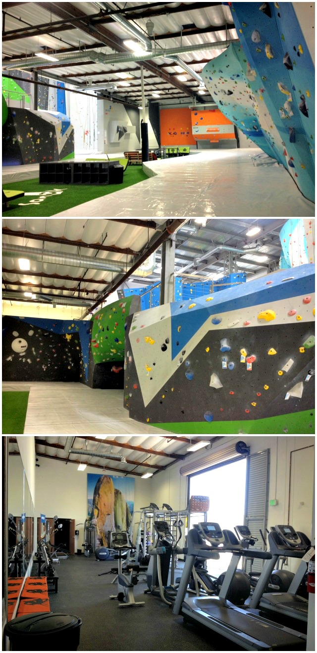Orange County Rock Climbing Gym - Sender One