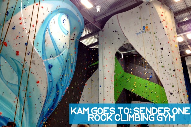 Sender One Climbing and Bouldering Gym in Orange County