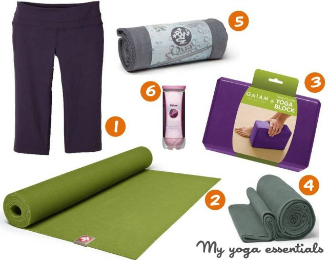 Yoga Essentials - Kam Campfire Chic