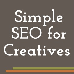 Simple SEO for Creatives SQUARE
