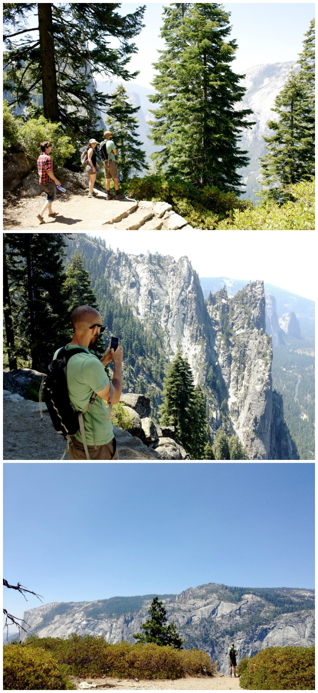 Easy Hike in Yosemite National Park - Campfire Chic