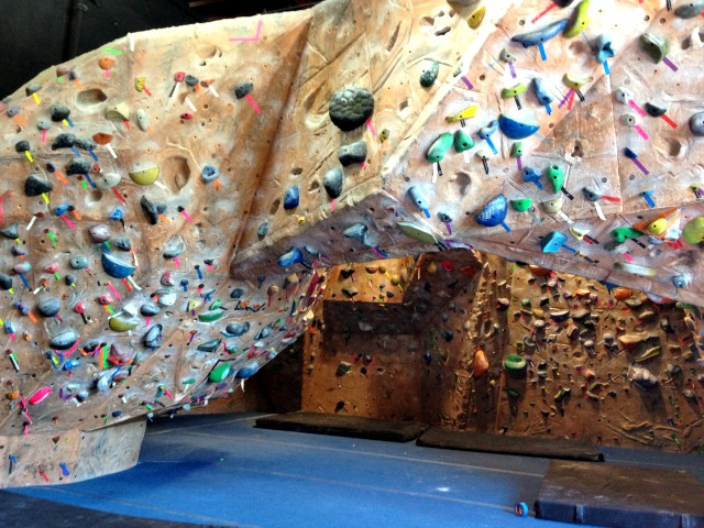 Rockreaction Climbing Gym Costa Mesa - Campfire Chic