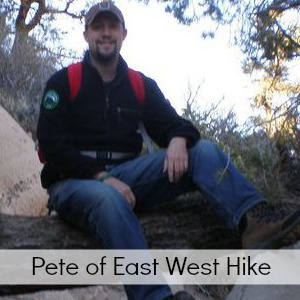 Pete of East West Hike