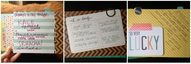30 Days of Lists September 2013 - Campfire Chic