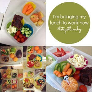 Easy Lunch Boxes Inspiration for Work Lunches - Campfire Chic