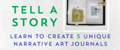 Art Journaling e-Course from Kara Haupt