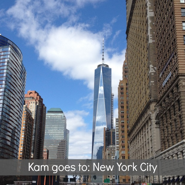 New York City with Kam of Campfire Chic
