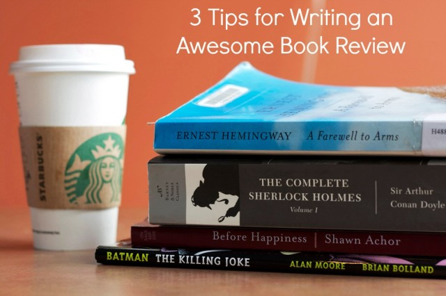 How to Write an Awesome Book Review - Campfire Chic