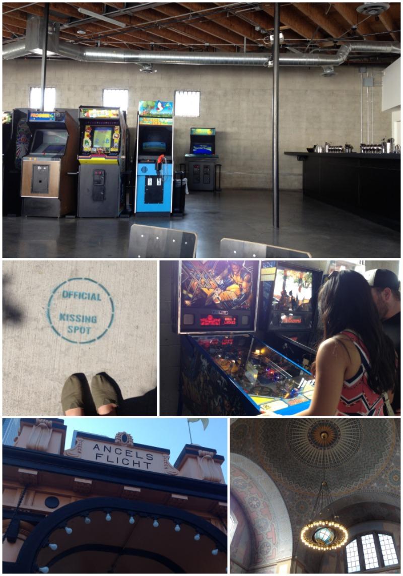 LA Tour Downtown Los Angeles