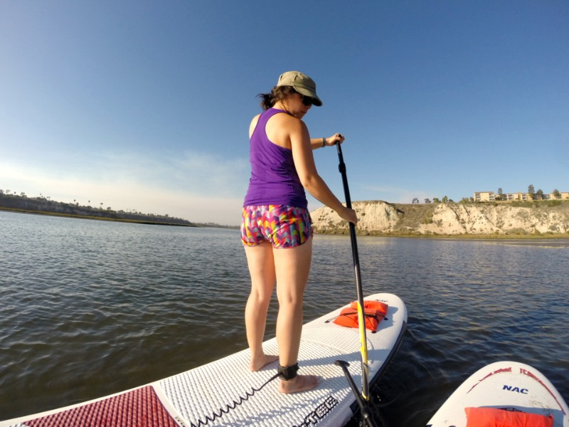 Paddleboarding for Beginners - Campfire Chic
