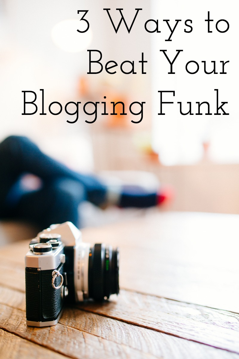 Beat your Blogging Funk with the Spark Ecourse from Campfire Chic