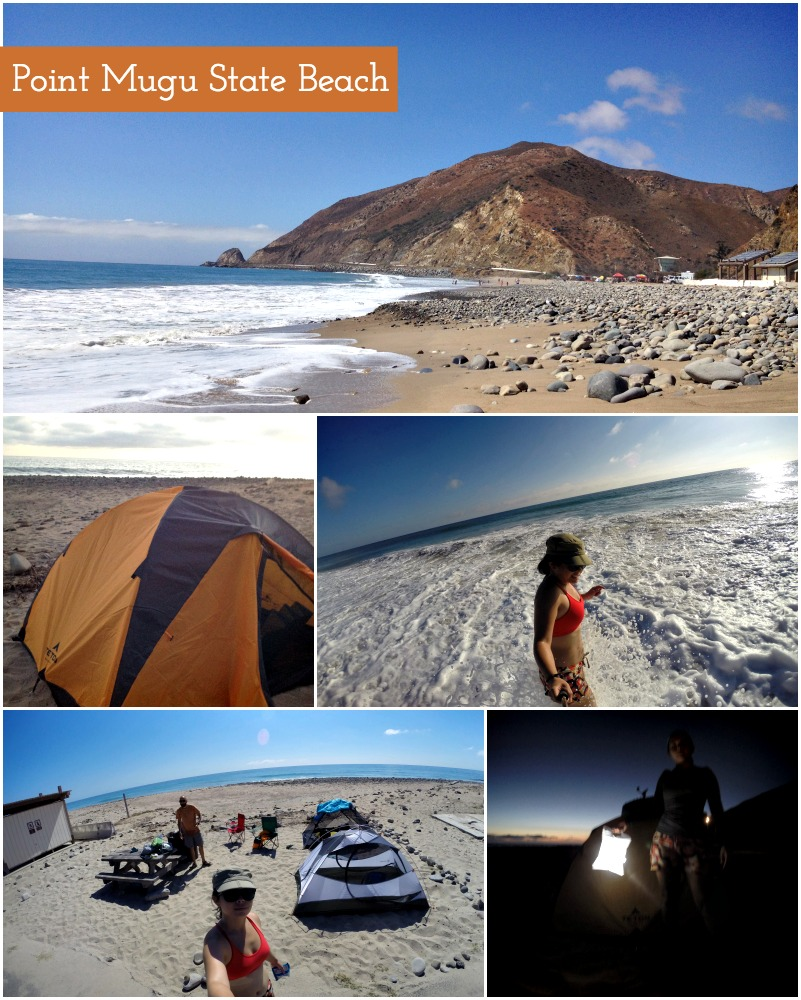 Point Mugu State Beach Campground - Thronhill Broome by Campfire Chic