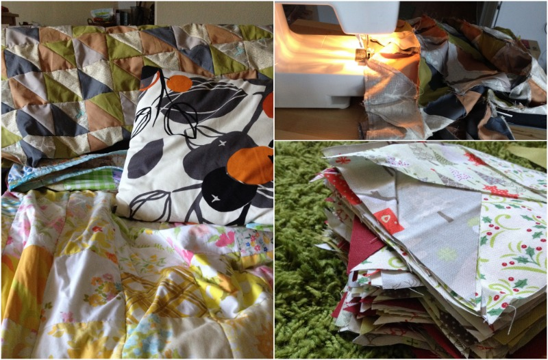 Quilt Projects for Christmas - Campfire Chic