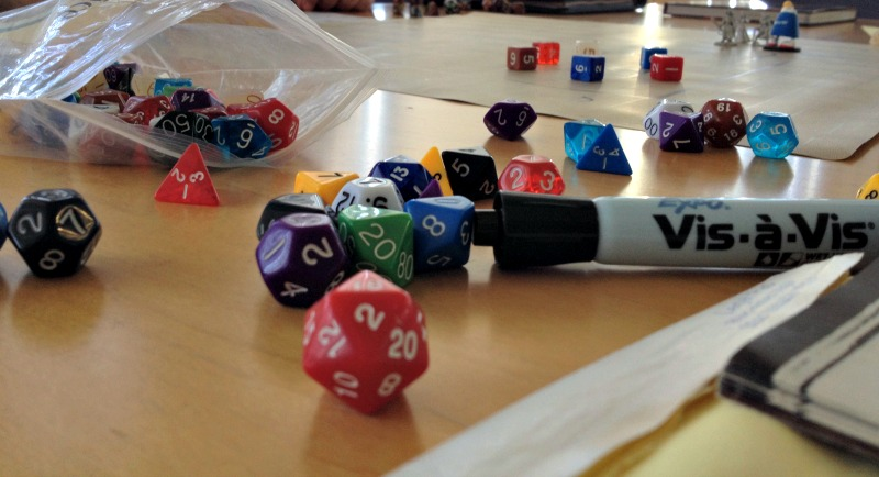 Dungeons and Dragons from a Beginner