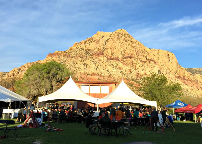 Red Rocks Rendezvous 2015 - Festival Grounds