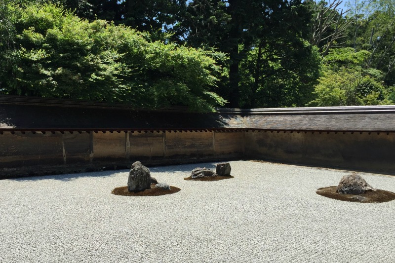 Rock Shrine in Kyoto Japan - Campfire Chic