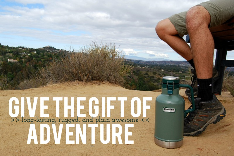 Holiday Gifts for Outdoor Adventurers Hikers Campers and Tailgaters with Stanley Brand - Campfire Chic