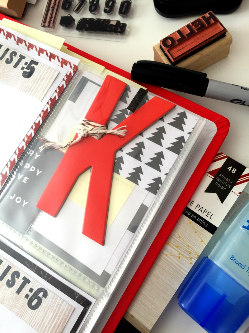 30 Days of Lists Creative Journaling and Listing Challenge Hosted by Amy and Kam - Campfire Chic