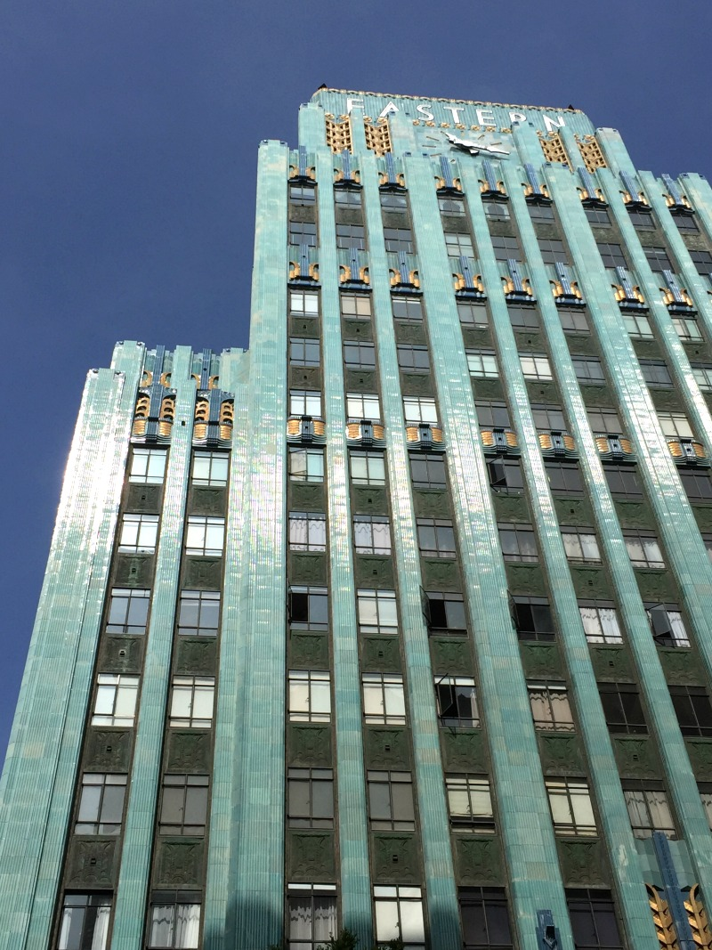 Microadventure Art Deco Architecture Tour Of Downtown Los Angeles With The Los Angeles